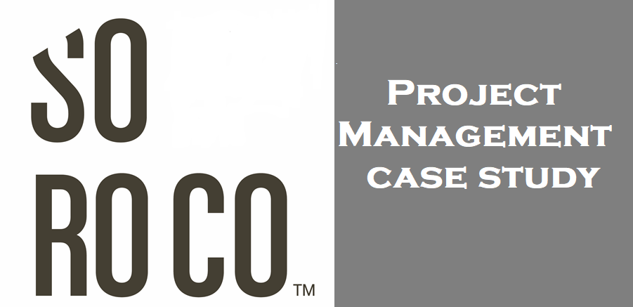 Project Manager case study soroco