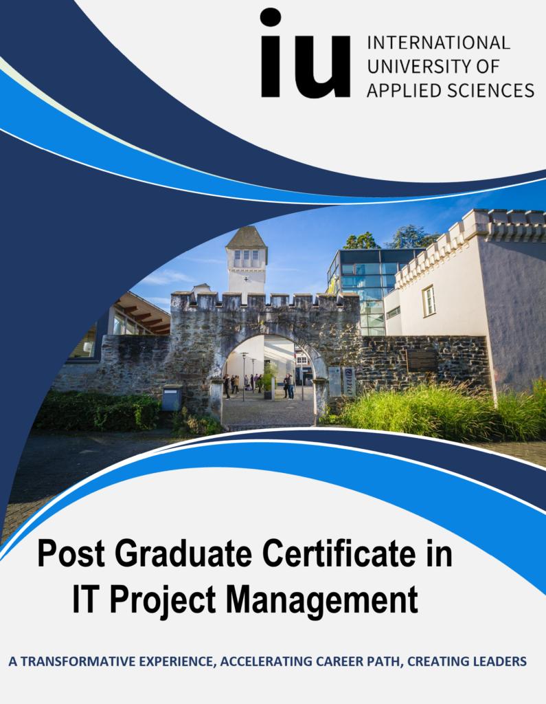 Brochure of IT Project Management