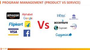 PROGRAM MANAGEMENT (PRODUCT VS SERVICE)