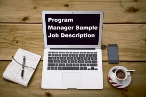 Program Manager Sample Job Description