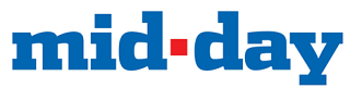 logo of mid day