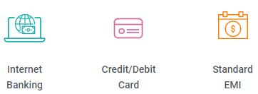 payment options image