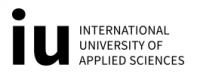 iu university logo